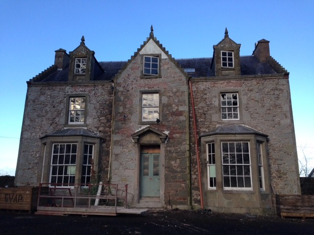 Private dwelling, Kelso, Scotland