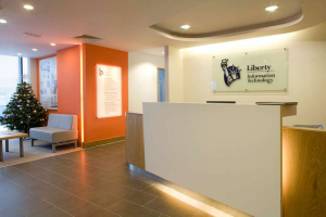 Liberty IT, Adelaide Exchange, Belfast